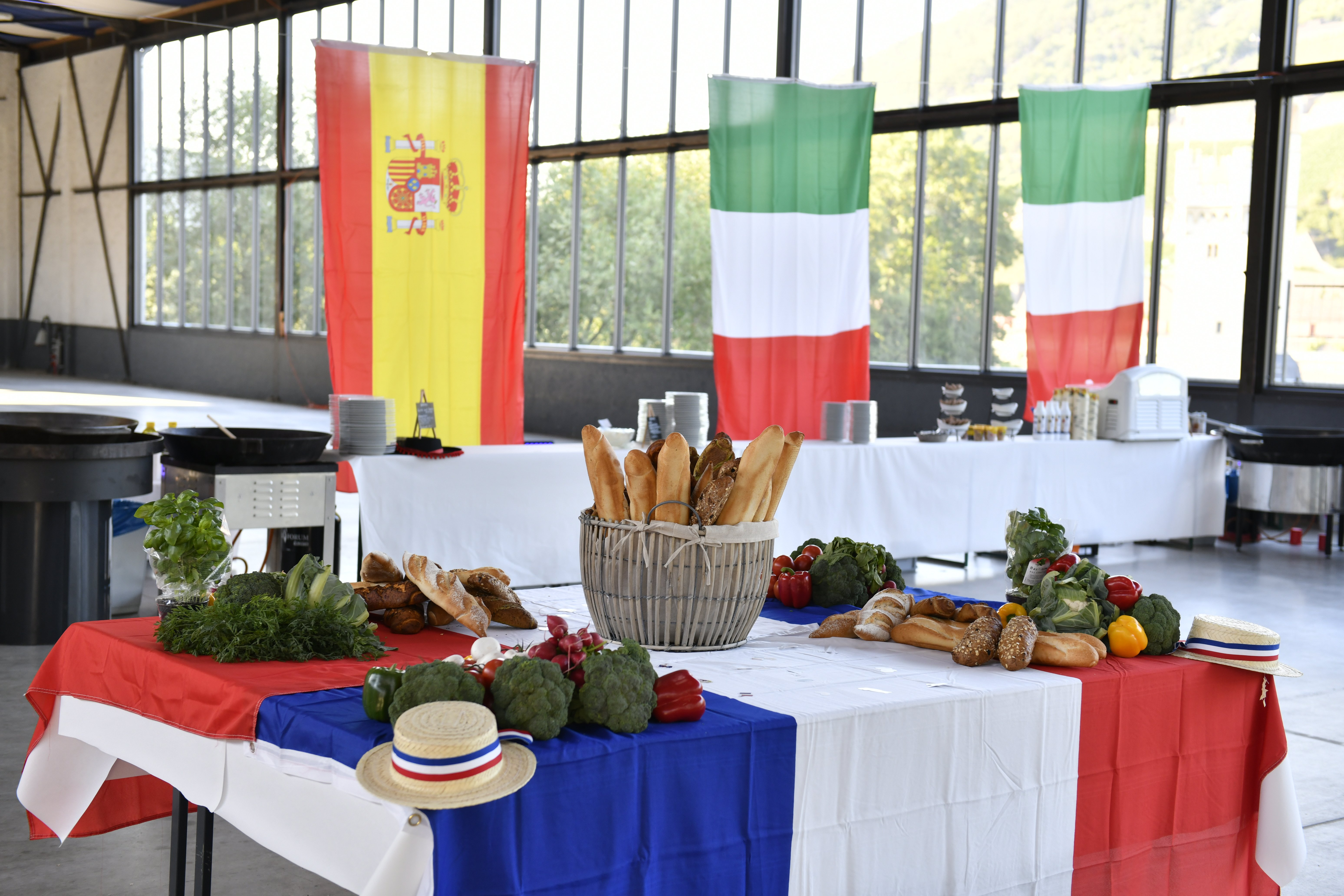 Buffet internation Catering